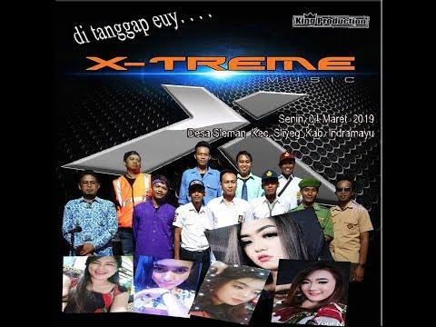 Live Orkes Dangdut  X-Treme Live Di Desa Sleman Sliyeg Indramayu