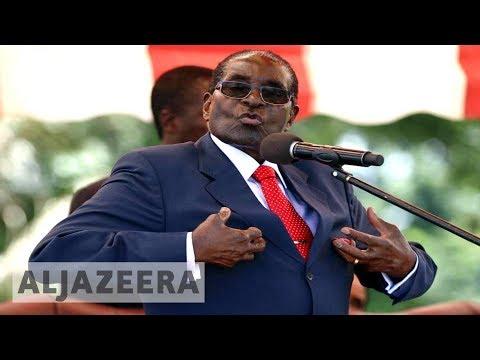 Analyst: Robert Mugabe's political support was a 'facade'
