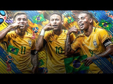 THE NEXT GENERATION! - FIFA 18 Brazil Career Mode #1 (International Management)