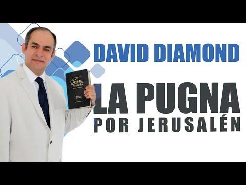 DAVID DIAMOND - LA PUGNA POR JERUSALÉM (Zac 12:2, 3)
