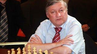 Анатолий Карпов: На тай-брейке шансы Карякина возрастут