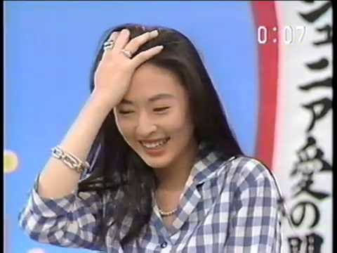 松雪泰子 1992年4月29日
