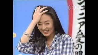 松雪泰子 1992.