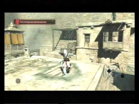 Assassin's Creed, Career 141, Jerusalem: Rich District, Assassination