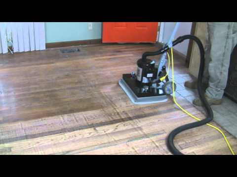 How to Sand & Refinish Wood Floors