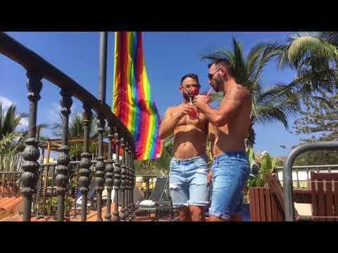 Pasion Tropical Only Gay Resort Video Drone