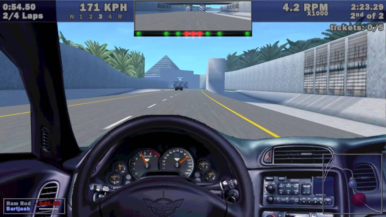 Need For Speed Iii Hot Pursuit Hot Pursuit Atlantica 1998