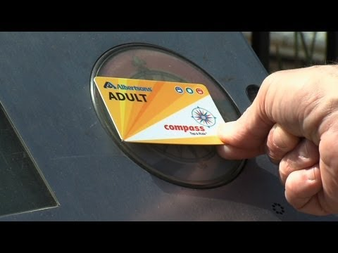 Is MTS Compass Card San Diego's Bus Ticket To 21st Century?