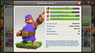 CLASH OF CLANS UPDATE ( Edit And Sabkus 1 Month Paihilai Kar Liya Tha Upload Abhi. )