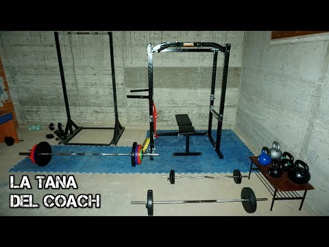 HOME GYM | LA TANA DEL COACH