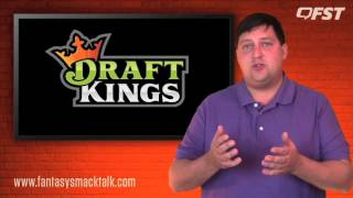 Week 15 - 2016 Daily Fantasy Football DraftKings Value Picks