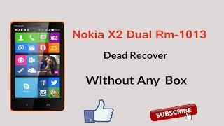Nokia X2 Dual RM-1013 DEAD RECOVER WITHOUT BOX 1000% TESTED SOLUTION BY SMARTPHONE SOLUTIONS смотреть онлайн в хорошем качестве бесплатно - VIDEOOO