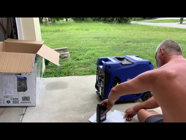 RV Trailer Build #116 - Westinghouse iGen4500DF Dual Fuel Portable Inverter Generator