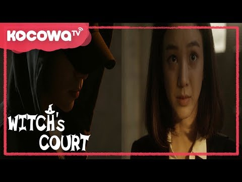 [Witch's Court] Ep 01_ When you get paranoid after watching something scary LOL