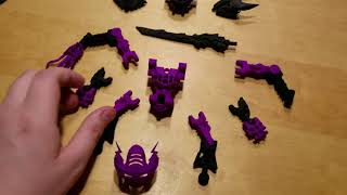 Shapeways Bionicle order