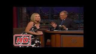 [Talk Shows]Kelly Ripa - Sperm Whale - David Letterman