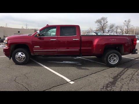 2019 Chevrolet Silverado 3500HD Denver, Lakewood, Wheat Ridge, Englewood, Littleton, CO CV5937
