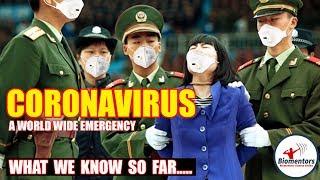 SCIENCE की नजर से  : Corona virus - A Worldwide Emergency