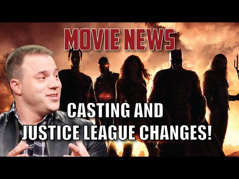 Deathstroke Cast, and Geoff Johns Talks Justice League!