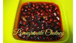 Pomegranate Chutney Recipe