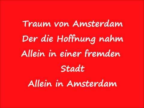 Axel Fischer - Traum von Amsterdam mit Text