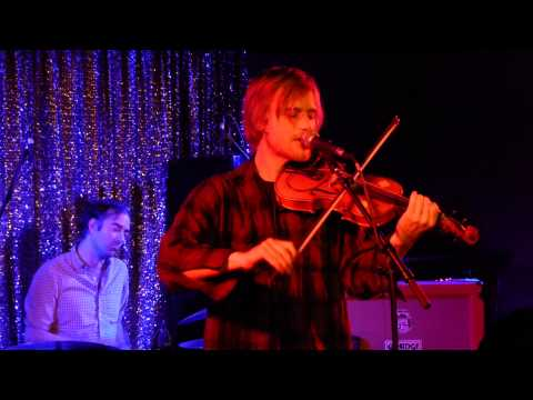 Johnny Flynn & The Sussex Wit - Barnacled Warship - live Atomic Café Munich 2013-11-20