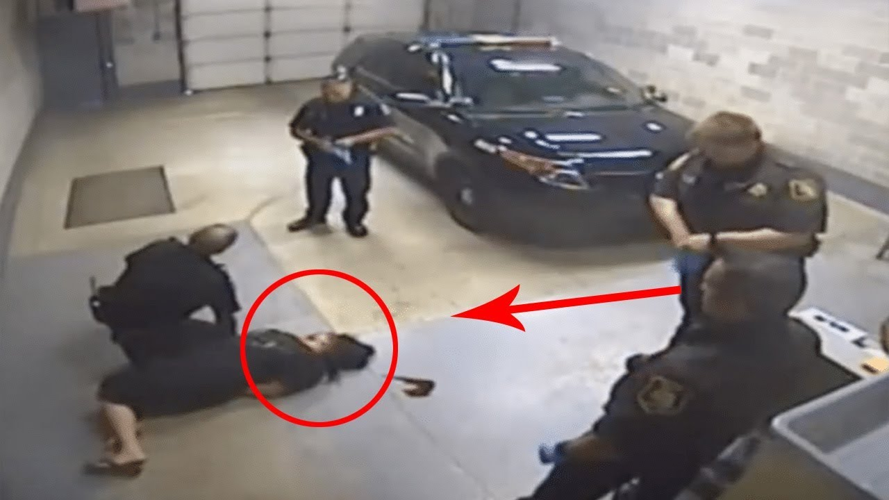 This Cop Brutally Assaulted a Woman, then Files False Report