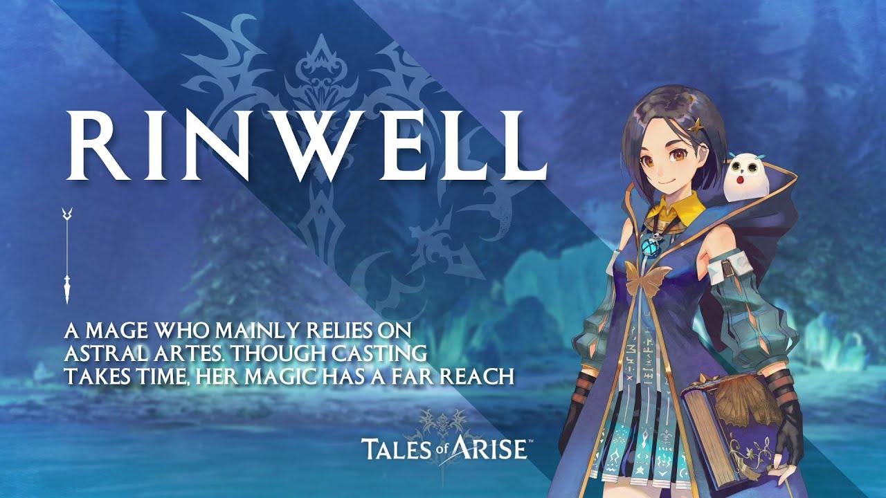 Download Tales of Arise - Rinwell - Character Introduction