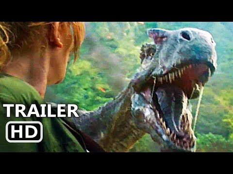 JURASSIC WORLD 2 Official Full online (2018) Chris Pratt Action Movie HD