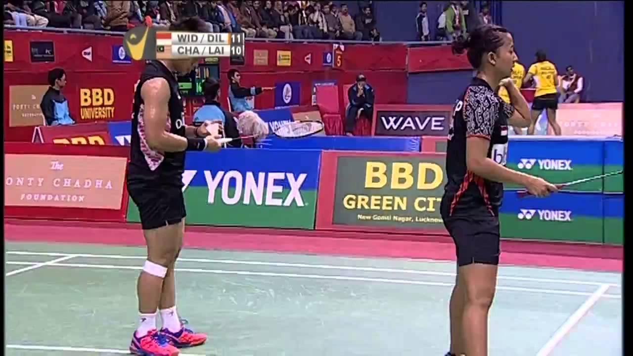 SF 2015 India Masters Riky Widianto Puspita Richi Dili vs Chan