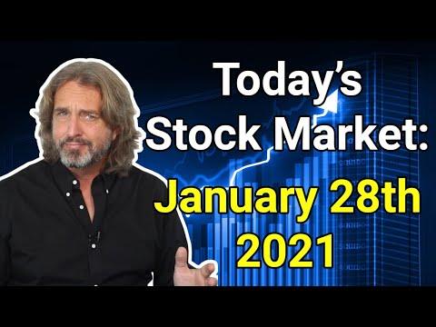 Stock Market Today | January 28, 2021