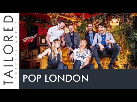 Pop | London - London's Leading Wedding & Function Band