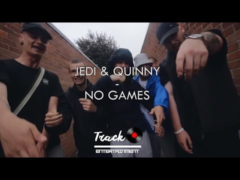 #TRE Jedi & Quinny - No Games Ft. FulKost, Mac Backwardz, Ridla, Troops