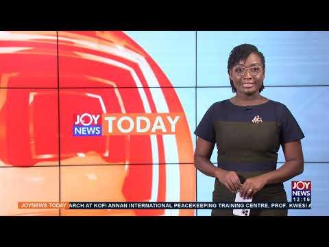 Joy News Today (8-9-21)