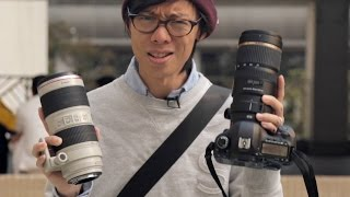 Tamron vs Canon 70-200mm f/2.8