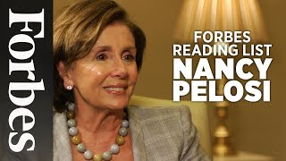 Forbes Reading List: Nancy Pelosi