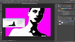 Урок Photoshop #6   Оригинальные чёрно белые фотографии HD