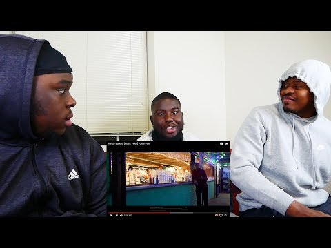 Ramz - Barking [Music Video] | GRM Daily | REACTION!