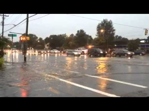 August 6th flooding in Columbia