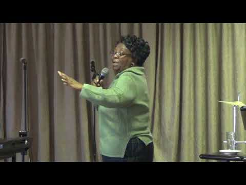 Fernie TACSA: 2017 Woman's conference. Rev Phefile. A Resilient woman in the Kingdom of God P2