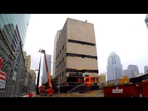 Ashbel Smith Hall Building - Controlled Demolition, Inc.