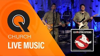 Ghostbusters - LIVE at QChurch - Haunted - Sunday 27th October 2019 1