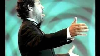 Ernesto Bauer sings Figaros´s cavatina Largo al Factotum