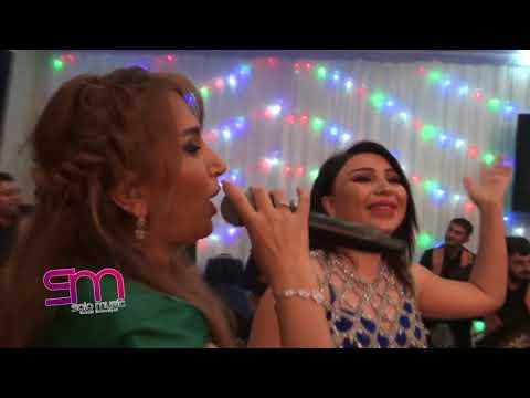Elnare Abdullayeva Nazli Huseynli Habil Nuran - Super Popuriler -L-GROUP - Ucar Toyu 2017