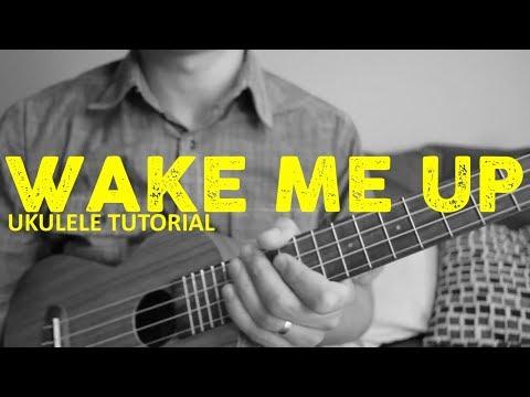 Wake Me Up - Avicii (R.I.P.) - EASY Ukulele Tutorial - Chords - How To Play