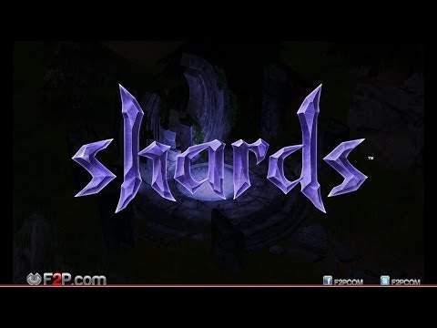 Shards Online Announcement Teaser Trailer - Sandbox MMORPG