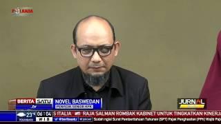 Novel Baswedan Desak Presiden Bentuk TGPF