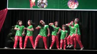 Onam 2012 , Westmead, Kids dance, Malayalam  Song