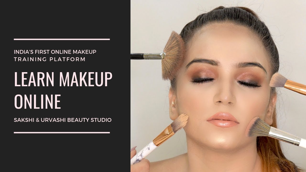 learn how to apply makeup online | saubhaya makeup