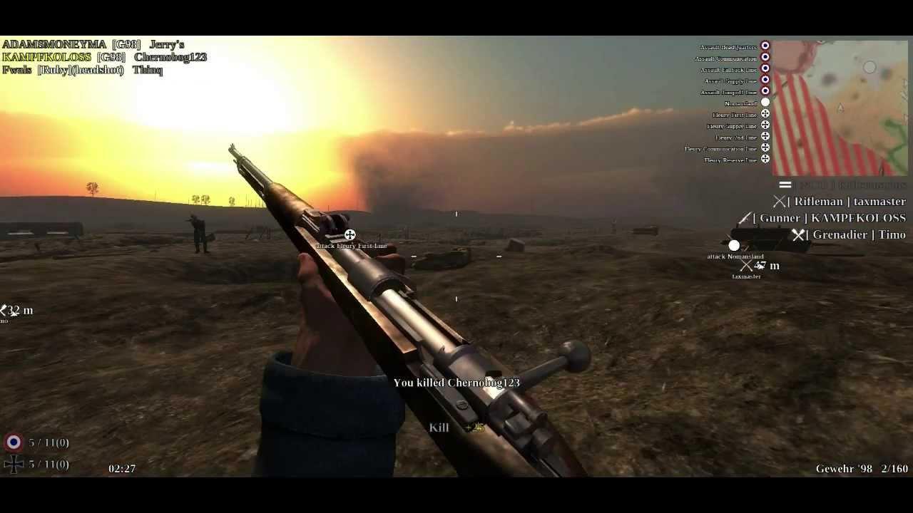 1 Weltkrieg Shooter